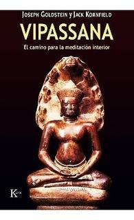 Vipassana El Camino Para La Meditacion - Kornfield