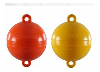 Bóia Redonda - Poita Para Barcos -sinalizações -brudden 40cm