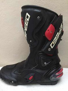 Botas Con Protecciones Pro-biker Speed Nuevas B1001