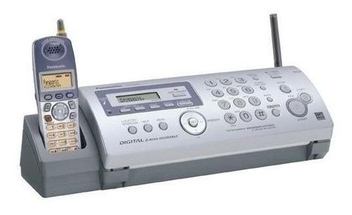 Fax De Papel Térmico Con Tel Inalámbrico Panasonic Kx-fg2853