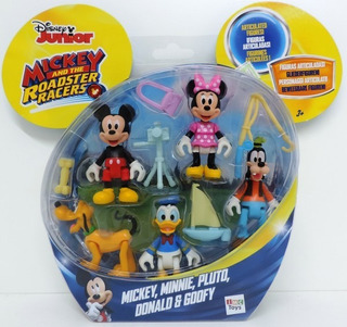 Disney Mickey Clubhouse Set 5 Fig Clasicas Int 181861