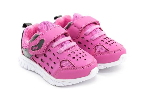 Tênis Klin Baby Freedom 481058000 Pink/rosa