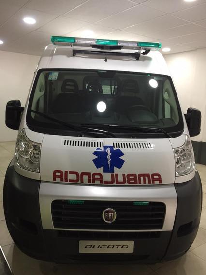 Fiat Ducato 2.3 Combinato Ambulancia Mjet C/abs + Aa
