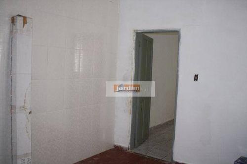 Casa Residencial À Venda, Vila Tereza, São Bernardo Do Campo. - Ca0490