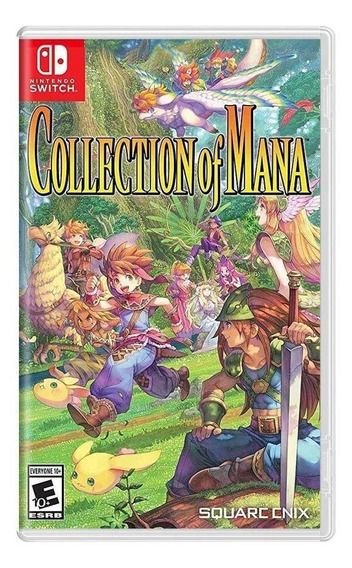 Collection Of Mana Switch Mídia Física Novo Lacrado