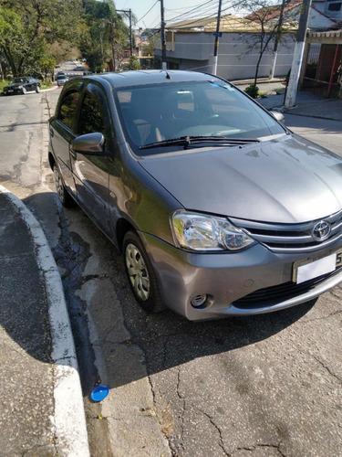 Toyota Etios 2016 1.5 16v Xs 5p