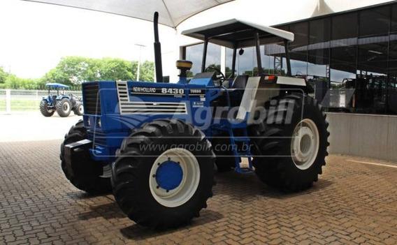 Trator New Holland 8430 4×4 Ano 1994 C/ Super Redutor
