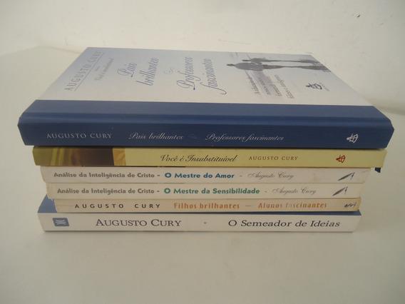 Livros Do Augusto Cury Avulsos - Preço Por Livro