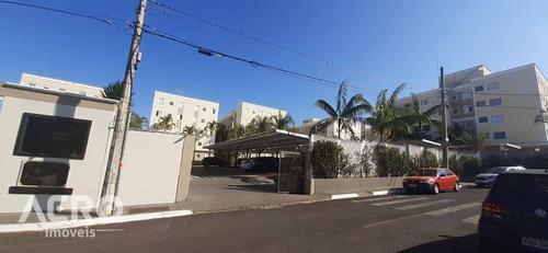 Apartamento Para Alugar, 49 M² Por R$ 850,00/mês - Jardim Contorno - Bauru/sp - Ap1787