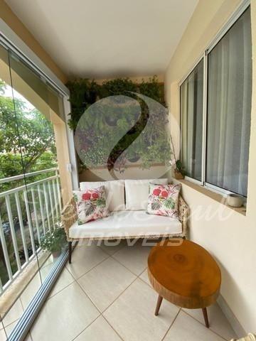 Apartamento À Venda Em Loteamento Center Santa Genebra - Ap007955