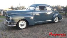 Nash Ambassador Brougham Coupe Super Line 1946 Poaparts