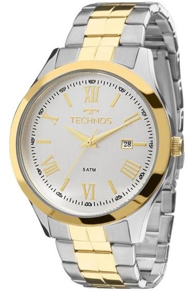 Relógio Technos Unisex 2115mgn/5k