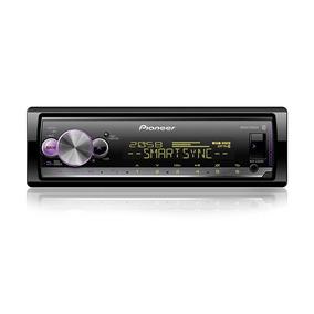 Auto Radio Mp3 Pioneer Mvh-x300br Bluetooth Usb Aux Mixtrax