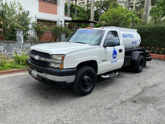 Chevrolet Cheyenne Cisterna 3500