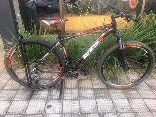 Bicicleta Gts M5 Aro 29 27 Marchas Tamanho L 19