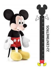 Urso De Pelucia Disney C/ Som 22cm Original