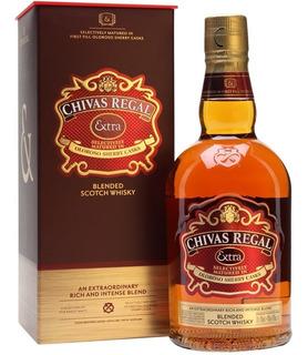 Whisky Chivas Regal Extra C/estuche Envio Gratis En Caba