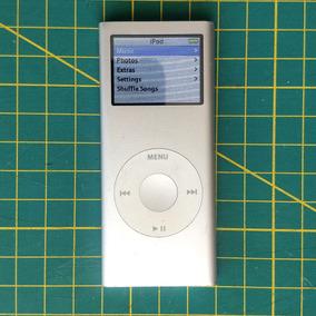 iPod Nano 2ª Geração 2gb Prata Original Apple Leia Descrição
