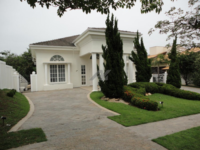 Casa Para Aluguel Em Loteamento Alphaville Campinas - Ca191334