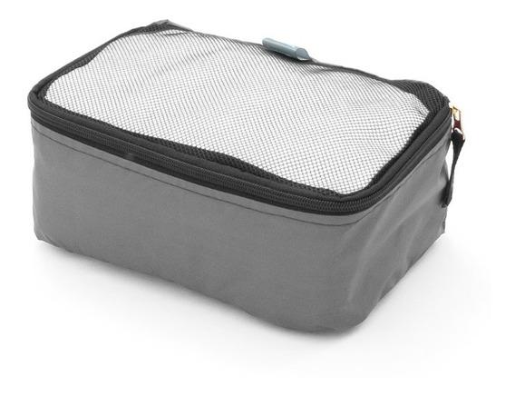 Cubo Chico Organizador De Ropa Packing Cubes Viaje Valija