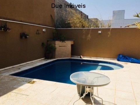 Imagem 1 de 16 de Lindo Sobrado Jd Esplanada 3 Suítes Com Piscina - Ca01918 - 67803308