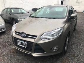 Ford Focus 2.0 Se Plus Perla Ocre 2014 133.000 Km Roas