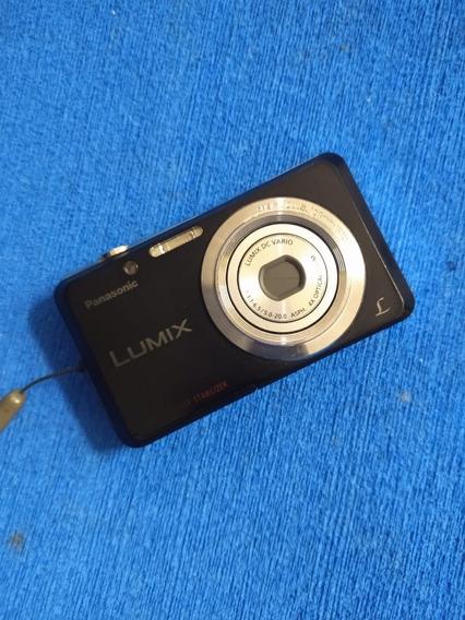 Câmera Digital Panasonic Lumix Dmc-fh4 14.1 Megapixels