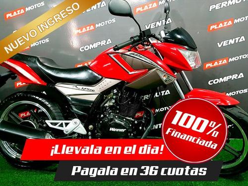 Winner Montagna Plaza Motos