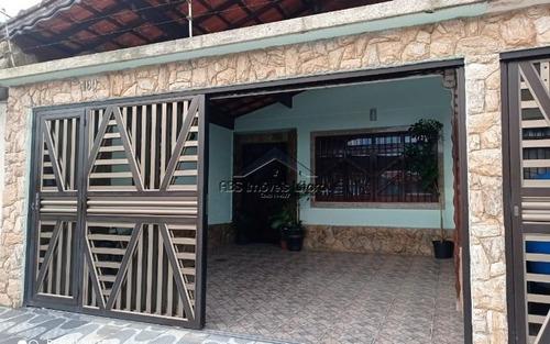 Imagem 1 de 15 de Linda Casa 2 Dormitórios 1 Suite Jardim Real Na Praia Grande