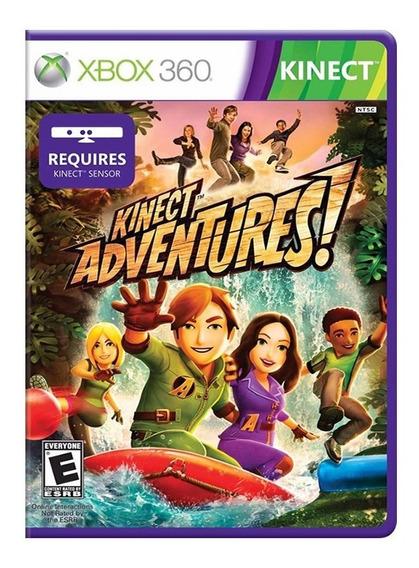 Kinect Adventures Jogo De Xbox 360 Original