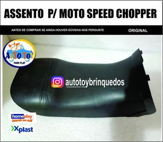 Assento Para Moto Cross- X-plast - Homeplay
