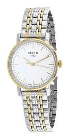 Relogio Tissot Feminino T1092102203100 T- Classic Misto