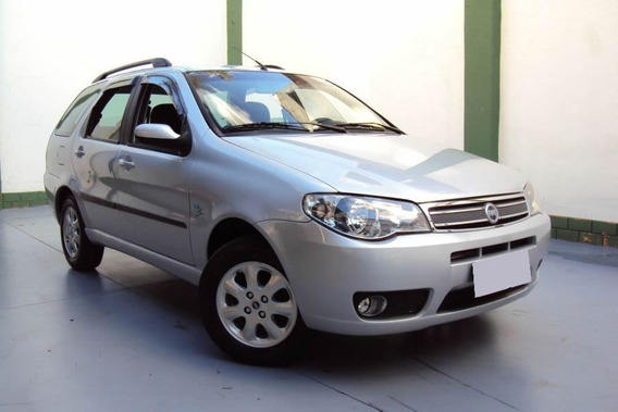 Fiat Palio Weenkend 1.4 80cv 2007 Flex