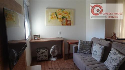 Imagem 1 de 9 de Apartamentos À Venda  Em Jundiaí/sp - Compre O Seu Apartamentos Aqui! - 1310645