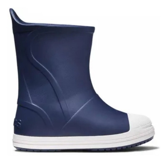 Bota De Lluvia Crocs Bump It Boot C203515 C43w Navy Unisex