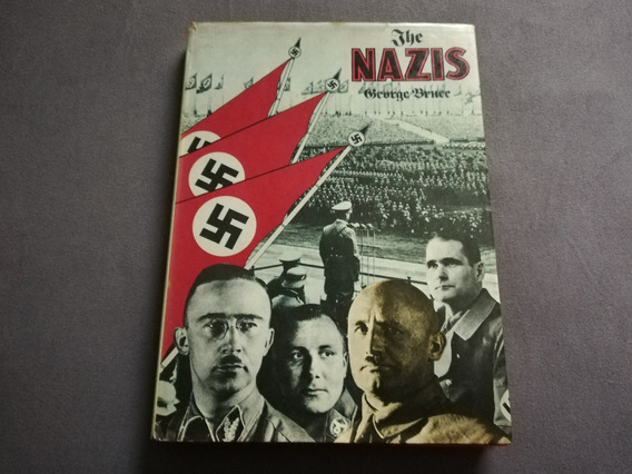 Antigo Livro Raro O Nazismo, Ano 1974 Idioma Inglês, Usado