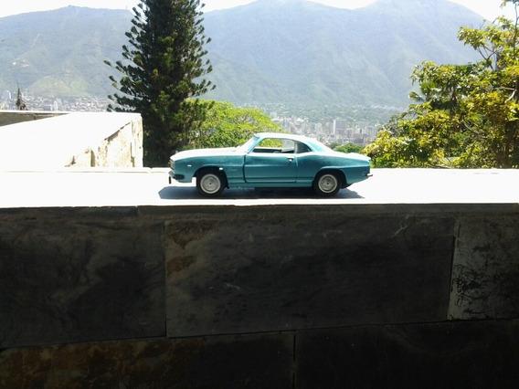 Camaro Miniatura1968 Escala 1:32