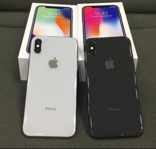 iPhone X 64gb Space Gray / Silver