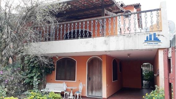 Casa Totalmente Independente, Com Quintal E Garagem No Centro De Itacuruçá- Mangaratiba/rj - 311 - 34312950