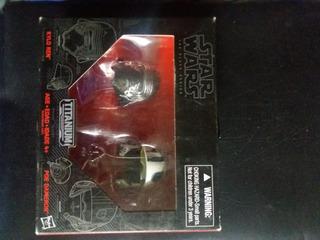 Star Wars Cascos Poe Dameron Y Kylo Ren