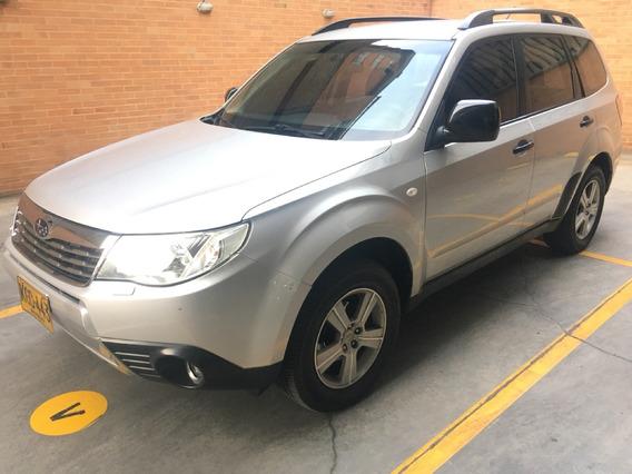 Subaru Forester 2.0 A.t Cvt