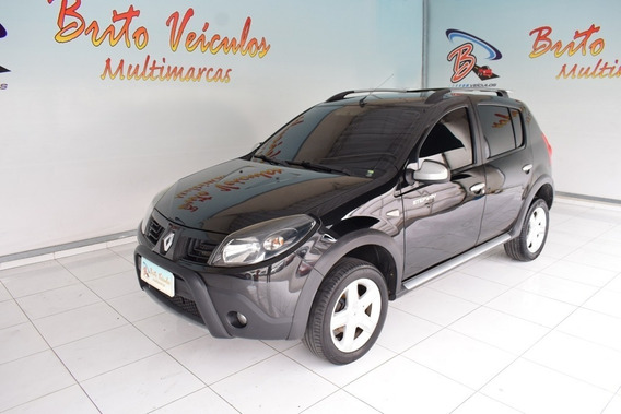Renault Sandero 1.6 Stepway 16v Flex 4p Manual 2010