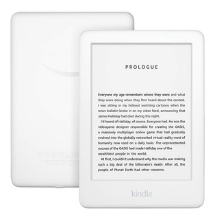 Amazon Kindle Touch 8gb Audiolibros Ebook Reader Con Luz Led