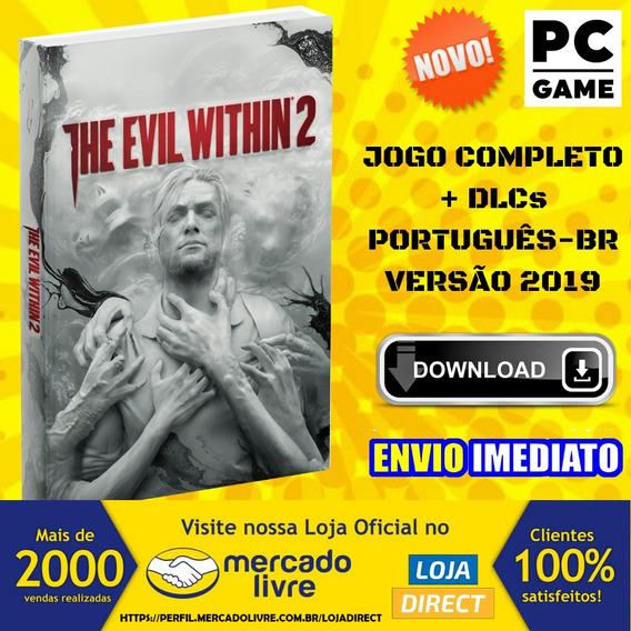 The Evil Within 2 - Pc - Português-br - Envio Digital