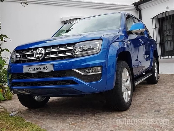 Volkswagen Amarok 3.0 V6 Highline 258 Cv Financia 3,5%