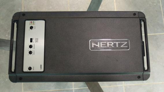 Amplificador Hertz Hdp1 1000w Rms