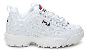 Zapatillas Fila Disruptor Ii Premium Originales