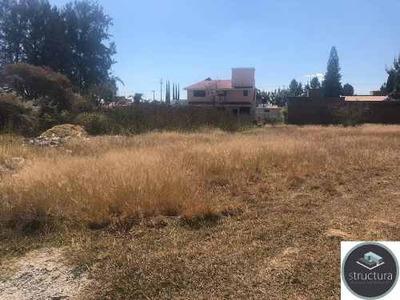 Se Vende Terreno En Tenextepec-atlixco $800,000
