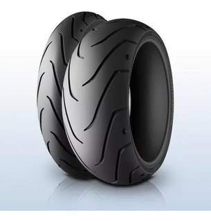 Par Pneu Harley Davidson Fat Boy Scorcher Original Michelin