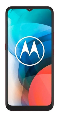 Imagen 1 de 9 de  Moto E7 32 GB rosa coral 2 GB RAM